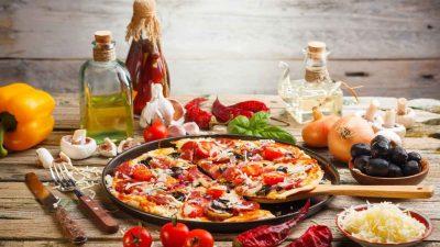 Secretos de una gran pizza casera